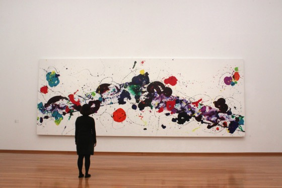 "Sam Francis ""Untitled(SPF85-109)"" (1985)"