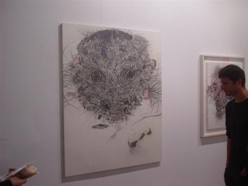 Ataru Sato at Gallery Koyanagi