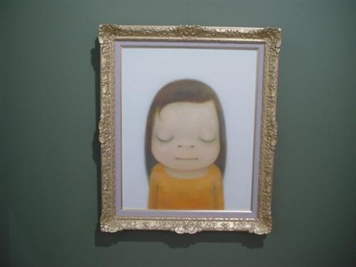 Yoshitomo Nara at Marianne Boesky Gallery