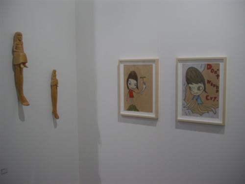 Yoshitomo Nara at Tomio Koyama Gallery