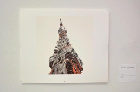 "Hisaharu Motoda ""Indication-Tokyo Tower5"" 2007-2009"