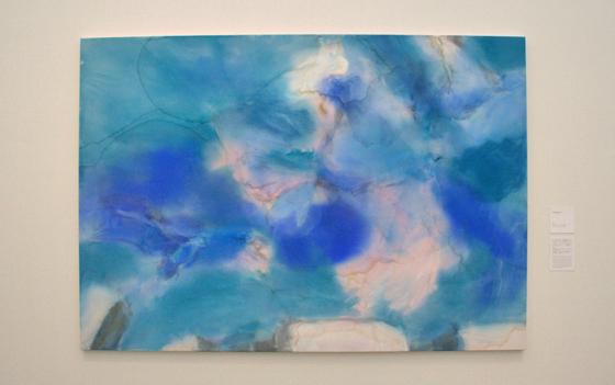 """Makiko Yamaguchi """"Wings No.2"""" 2011"""
