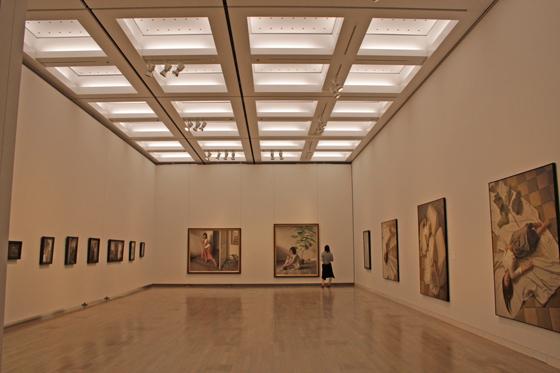 exhibition view of Ryo Shiotani's work??