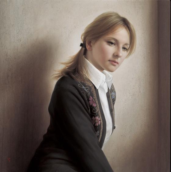 "Ryo Shiotani ""Olga"" 2008-2009, private collection ??"