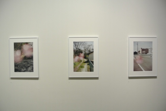 "Exhibition view of ""Everything happens for a first time, 2011"" by Katsumi Omori"