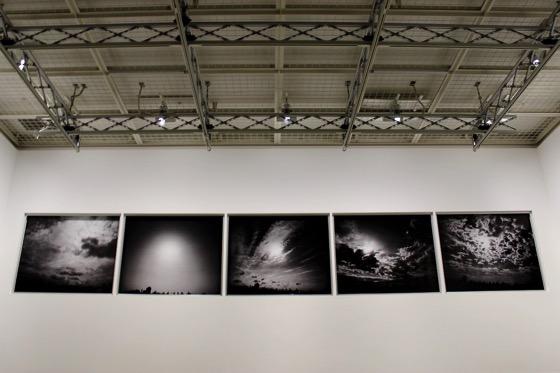 "Nobuyoshi Araki ""Eastern Sky 2014"" at Shiseido Gallery"