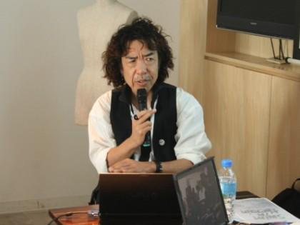 Interview of Kosuke Tsumura: What is Japanese Art?