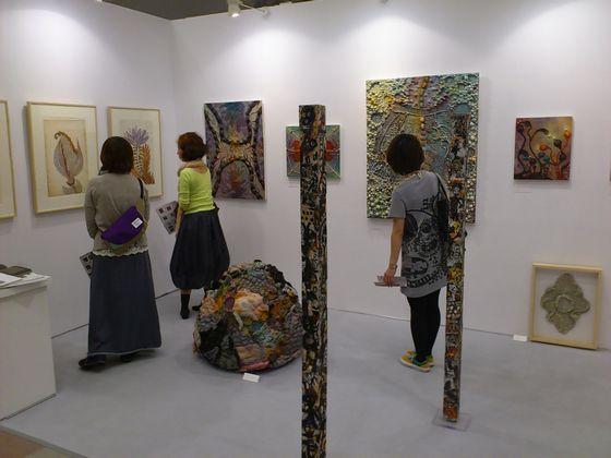 View of ART KYOTO 2012, Kyoto International Conference Center, Galerie Miyawaki