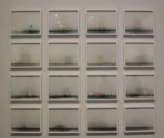 """""""inner portrait 2011"""" by Maiko Haruki."""