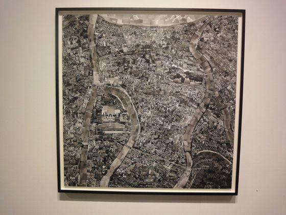 """Diorama Map Hiroshima 2003"" by Sohei Nishino"