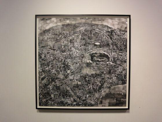 """""""Diorama Map Tokyo 2004"""" by Sohei Nishino"""