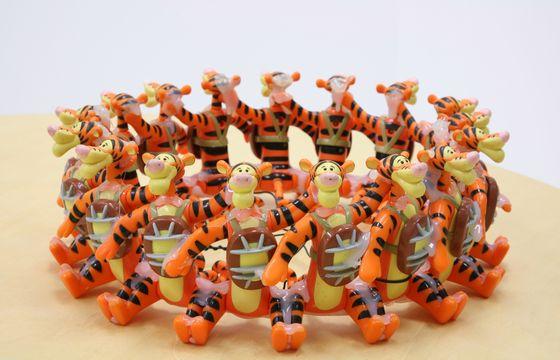 """""""Happy Ring - Tiger"""" by Hiroshi Fuji"""