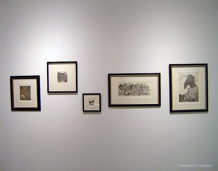 Exhibition view of 'Drive you insane'