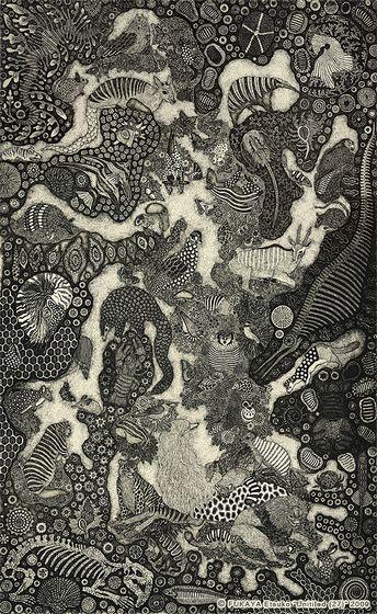 """Untitled (27)"" by Etsuko Fukaya, 2009."