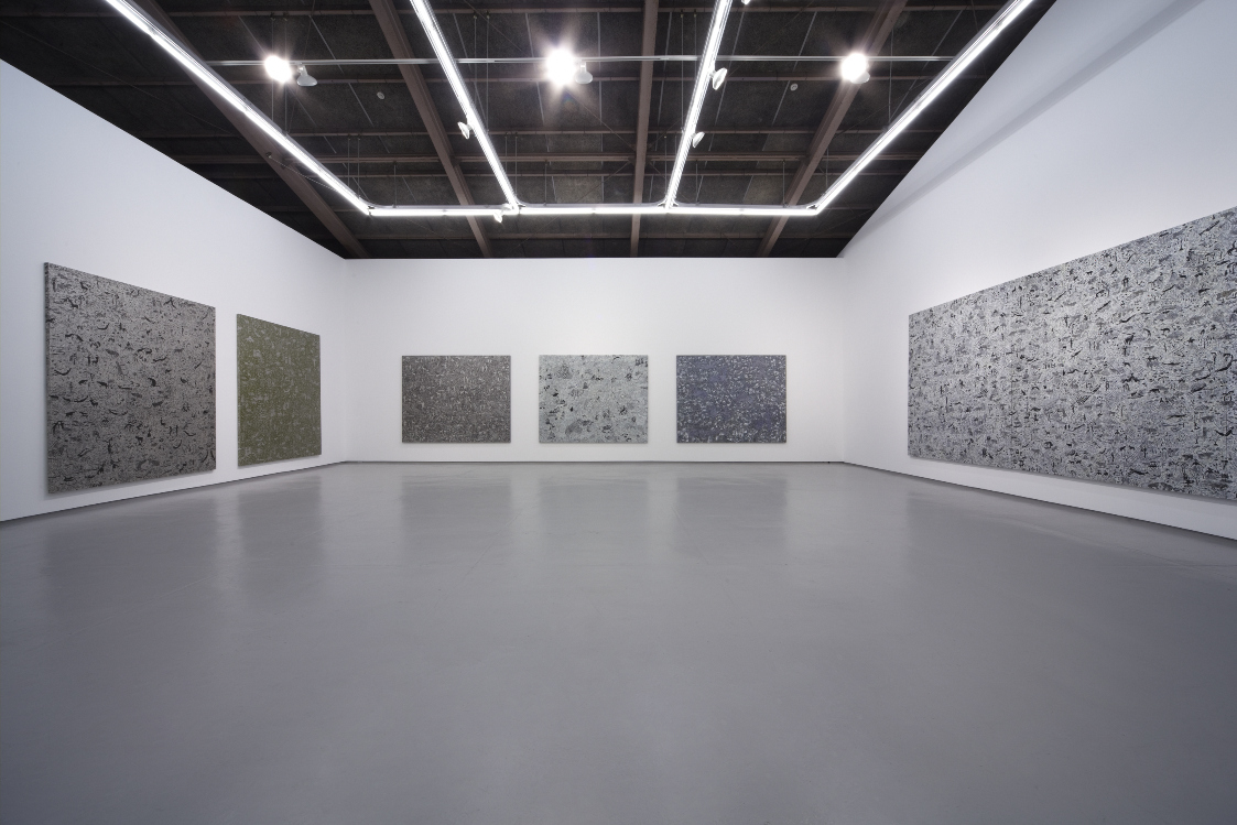 Exhibition view of 'Vessel That Never Leaks' at Tomio Koyama Gallery, 2012. Photo : Kenji Takahashi
