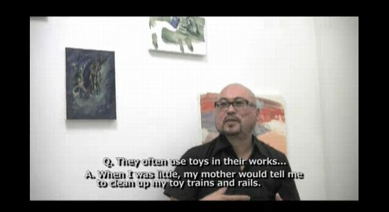 We interviewed Yuichi Mori, the galleriest of Mori Yu Gallery, about the artist unit Paramodel.