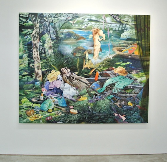 "Kei Imazu ""Puzzle (The Luncheon on the Grass )"""