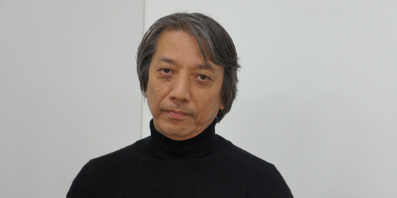 TOKYO FORNTLINE's organizer, Mr. Shigeo Goto