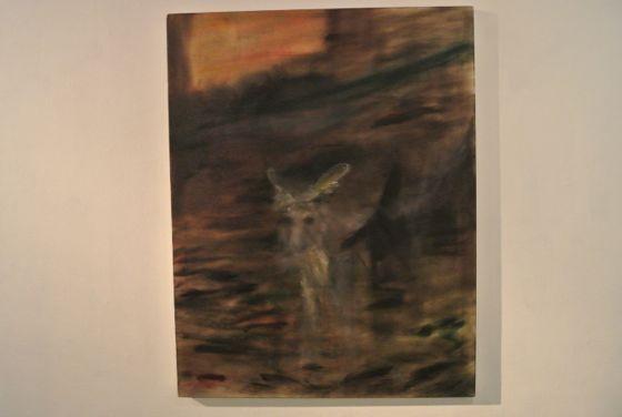 Painting by Akiko Kinugawa