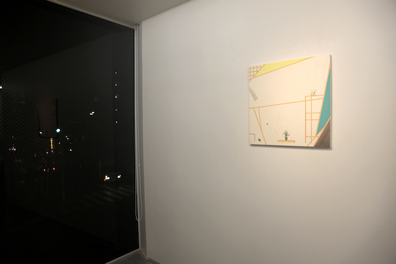 'Board, Paper & Mobile phone' at MA2 Gallery, 2013