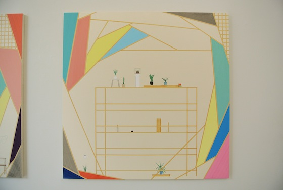 "Keisuke Kondo ""wood, paper"""