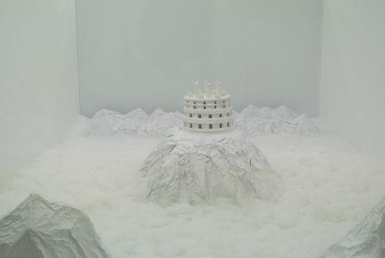 """Deco tower Ruin"" by Tetsuya Tamanoi"