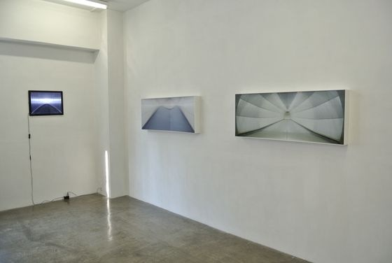 "Kyoko Nagashima ""THERE"" at gallery 360 degrees."