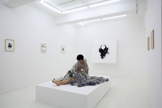 "Kosuke Tsumura ""Mode less Code"" at NANZUKA, 2010"