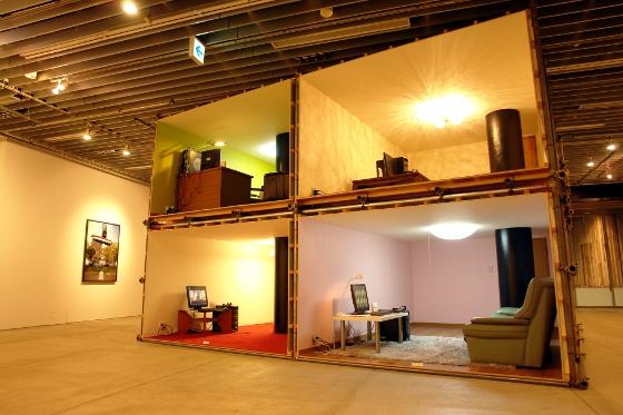 """Tatzu Nishi """"Internet cafe"""" 2011"""