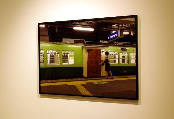 """Tatzu Nishi """"Untitled"""", photograph, 2011"""