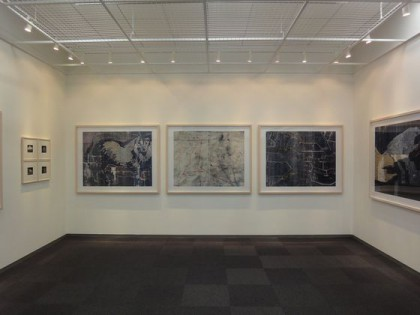 "Toshio Shibata ""concrete abstraction"""
