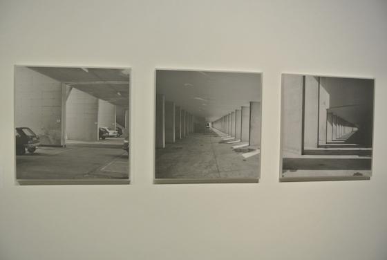 "Shiro Takatani ""frost frames / Europe 1987"" 2013"