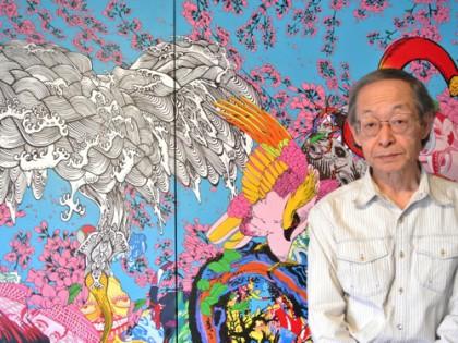 Finding pleasure under hard circumstances: Interview with Keiichi Tanaami