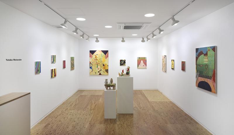 Installation view at Tomio Koyama Gallery Kyoto / 2010