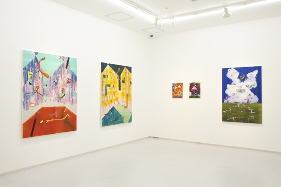 "Exhibition view from ""Yutaka Watanabe"" at 8/ ART GALLERY/ Tomio Koyama Gallery, Photo by Kenji Takahashi"
