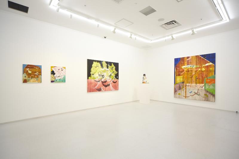Exhibition view at 8 Art Gallery Tomio Koyama Gallery / 2013 / photo by Kenji Takahashi