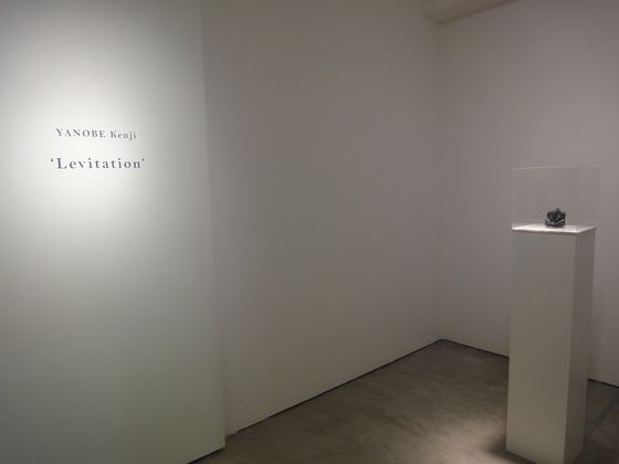 "Exhibition view of ""Levitation"" at Yamamoto Gendai Gallery"