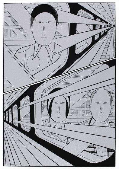 """Travel"" by Yuichi Yokoyama"