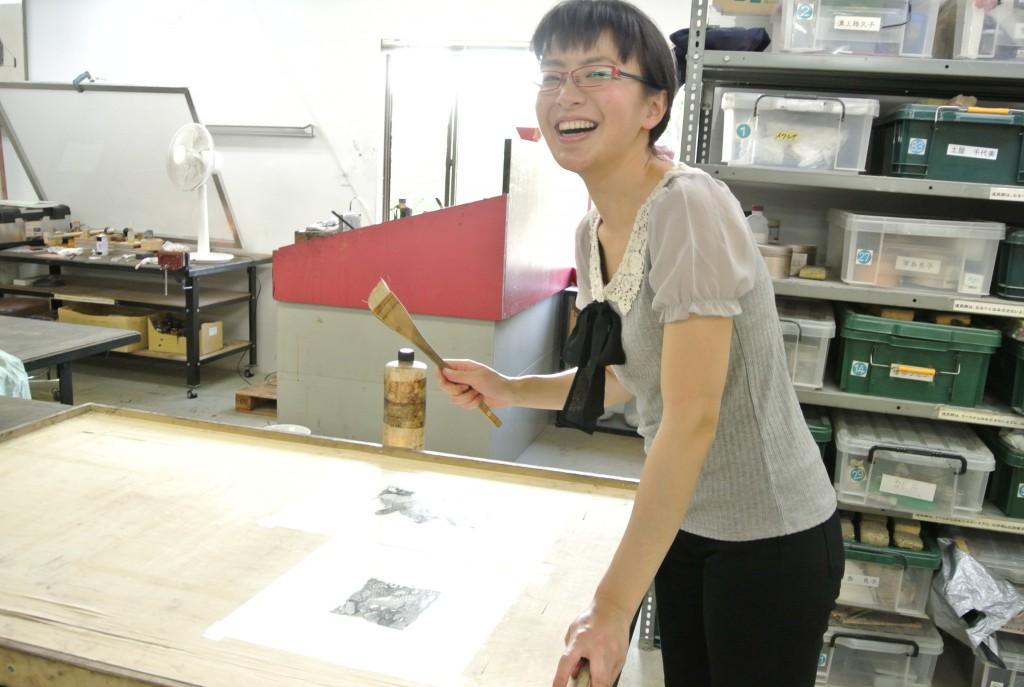 Estuko Fukaya, artist