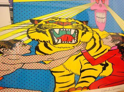 Keiichi Tanaami Shonen Tiger